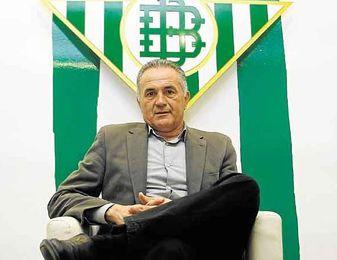 Rafael Gordillo, presidente de la Fundación RBB.