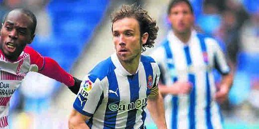 El Espanyol tiene la total intención de renovar a Joan Verdú.