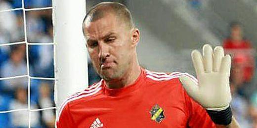 Encuentran muerto a Ivan Turina, portero croata del AIK sueco