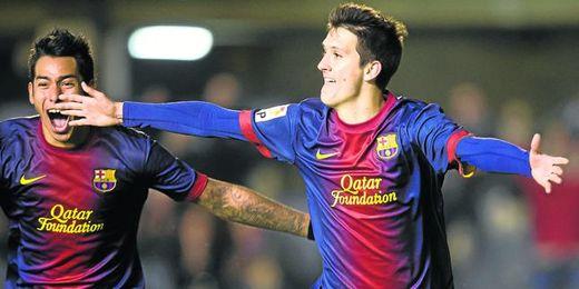 Luis Alberto, una cesión muy productiva: 11 goles, 18 asistencias.