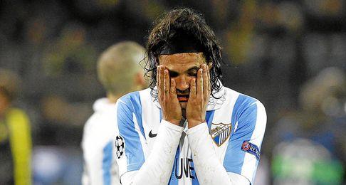 Denuncian la sanción que se le impuso al Málaga.