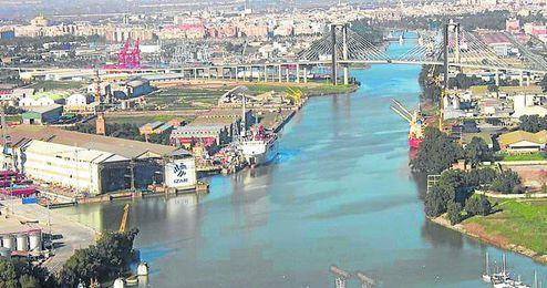La administración provincial se mostró dispuesta a dar todo su apoyo a los astilleros.