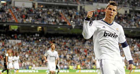 Cristiano Ronaldo, tentado por el PSG, según la prensa francesa.