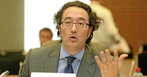 El prestigioso jurista Juan de Dios Crespo, abogado de la entidad malagueña en su recurso ante el TAS.