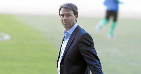 El director deportivo bético y ex futbolista del Mallorca, Vlada Stosic.