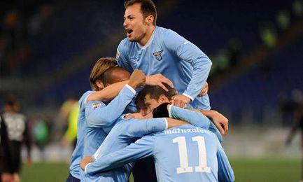 Jugadores del Lazio reciben amenazas para perder la final de la Copa Italia