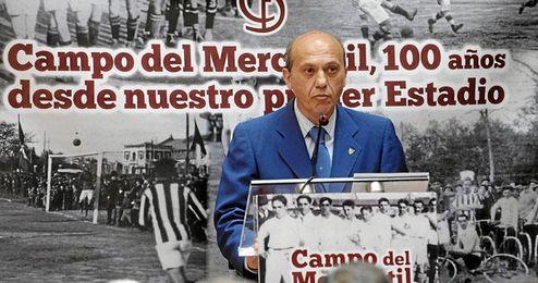 Del Nido pide humildad para construir un nuevo Sevilla.