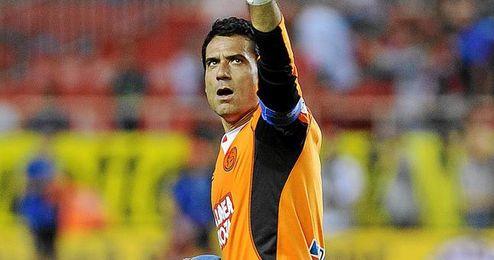 Andrés Palop se ha despedido hoy de la que durante ocho años ha sido su afición.