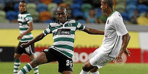 El medio nacido en Cabo Verde y con pasaporte suizo jugó la pasada temporada la Europa League con el Sporting de Portugal.