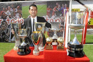 """Palop: """"Mi tiempo en el Sevilla había terminado y mi deseo de jugar en el extranjero creció"""""""