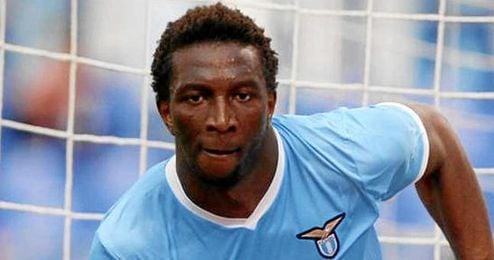 Modibo Diakité, francés de origen malí, es muy del gusto de Walter Mazzarri, nuevo entrenador del Inter.