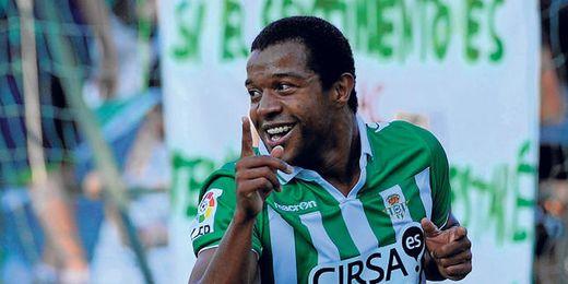 Dorlan Pabón marcó ocho goles con el conjunto verdiblanco en la segunda vuelta del campeonato.