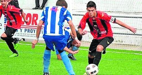 Luis, jugador del Cabecense, jugará las próximas tres temporadas en el Real Madrid C.