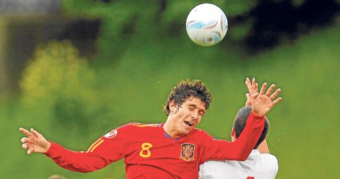 Campaña está concentrado con la selección española sub 20, con vistas al Mundial de Turquía.