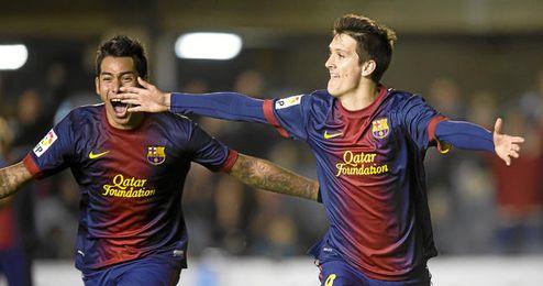 Luis Alberto ha firmado una magnífica campaña en el Barcelona B y ha llamado la atención del Liverpool.