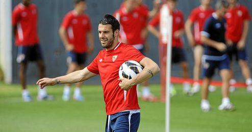 El sevillista Álvaro Negredo es objeto de deseo de varios clubes europeos.