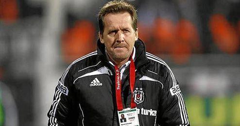 Bernd Schuster será el nuevo entrenador del Málaga las próximas cinco temporadas.