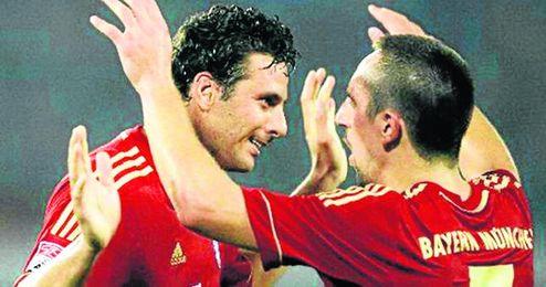 El delantero peruano del Bayern de Munich acaba contrato.