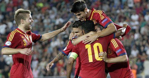 La selección española sub 21 se ha proclamado campeona de Europa.
