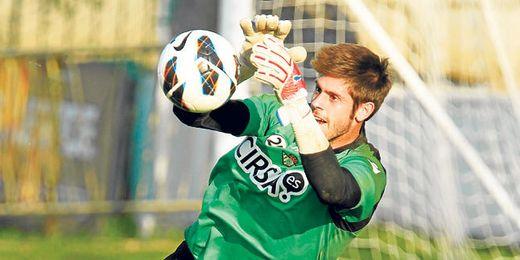 El canario Fabricio finaliza su contrato con el Betis el próximo 30 de junio.