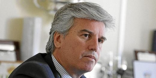 Miguel Guillén ha explicado las bases de la nueva campaña de abonados del Betis.