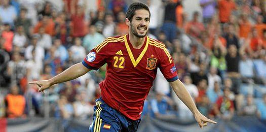 Isco ya es jugador del Real Madrid por las 5 próximas temporadas.
