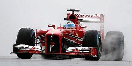 Toca remontada para Alonso en territorio de Hamilton.