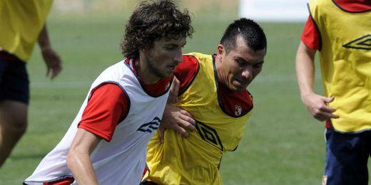 El agente de Stevanovic confía en que el bosnio triunfe en el Sevilla.
