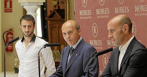 José María del Nido, Pareja y Monchi