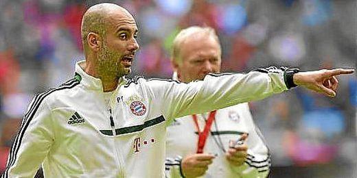 El técnico del Bayern responde a las acusaciones.