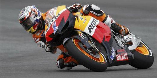 """El australiano está encantado de volver a hacer lo que tanto echaba de menos: """"Pilotar una moto de MotoGP""""."""