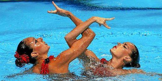 Ona Carbonell y Marga Crespí durante su actuación