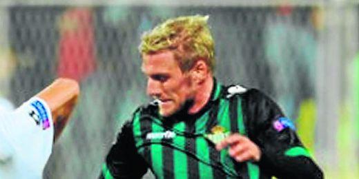 Perquis ha realizado una defensa muy agresiva en Croacia.
