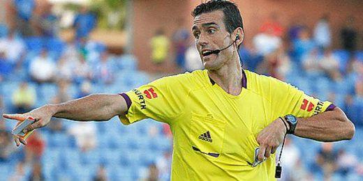 Martínez Munuera dirigirá el Atlético-Betis.