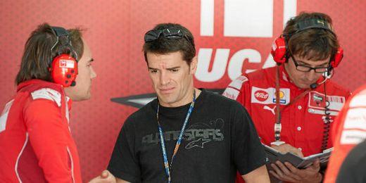 Carlos Checa fue campeón del Mundial de Superbikes en 2011.