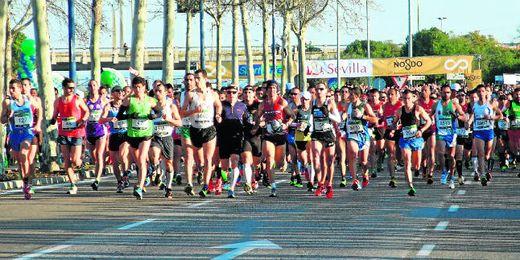 Nuevos ilustres para el Maratón de Sevilla 2014