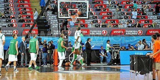 Turkish Airlines es el principal patrocinador de la Euroliga de baloncesto.