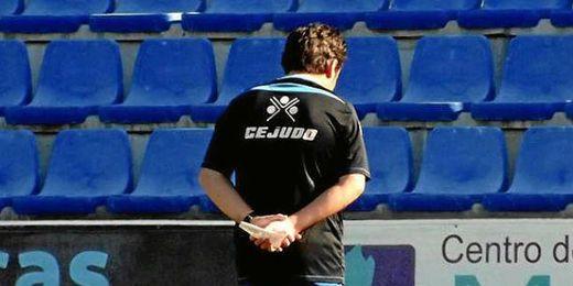Borja decide dejar el banquillo del Écija.