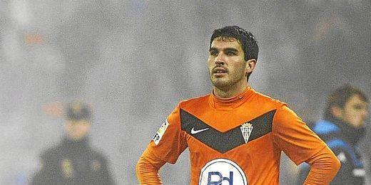 El mexicano ´Uli´ Dávila, durante un encuentro de esta temporada.
