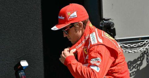 Fernando Alonso en Melbourne.
