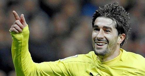 Cani, centrocampista del Villarreal.