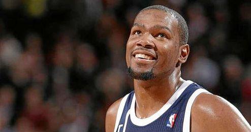 Kevin Durant, jugador de Dallas Mavericks