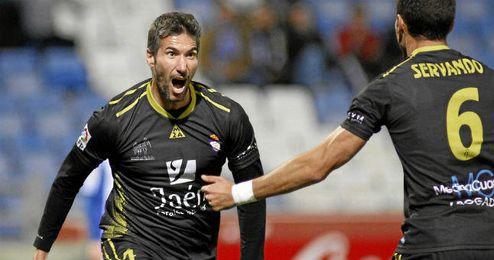 Nino es duda para disputar el partido del próximo fin de semana ante el Alcorcón.