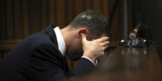 Pistorius en el juzgado de Pretoria