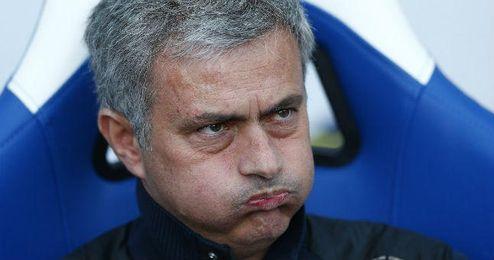 Mourinho se mostró crítico tras la derrota de su equipo ante el Crystal Palace.