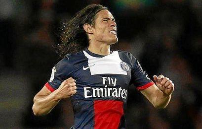 Edison Cavani dejó abierta la puerta a abandonar el París Saint-Germain