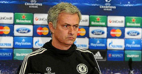 Mourinho se deshace en elogios al París Saint-Germain.