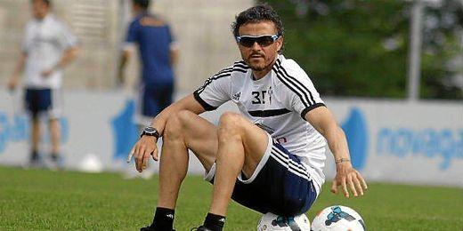 El asturiano, prioridad azulgrana para sustituir a Martino en el banquillo culé.