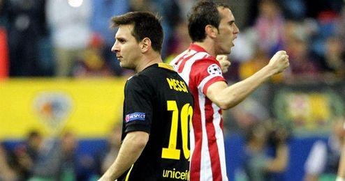 El Atlético llegará al Camp Nou con la confianza de haber eliminado a su rival en la Champions.