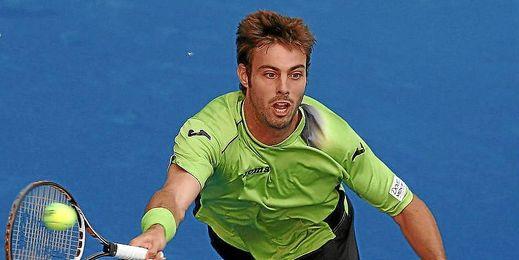 El tenista Marcel Granollers.